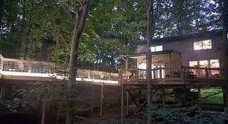 Tree Houses at River Ranch