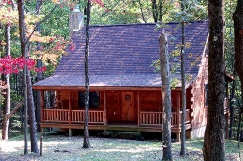 Hidden Hills Log Cabins
