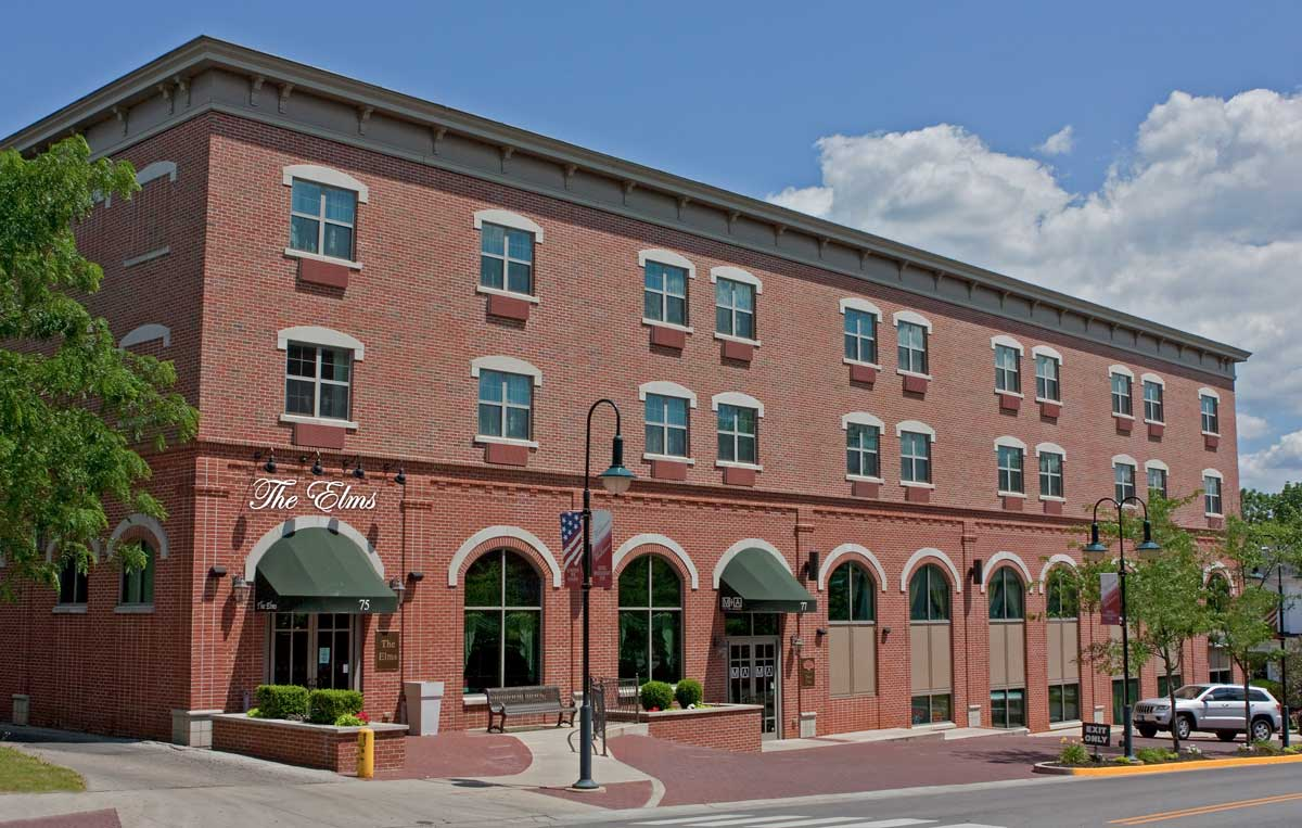 The Elms Hotel